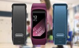 Samsung Gear Fit 2 được trang bị chip dành riêng cho smartwatch đầu tiên trên thế giới