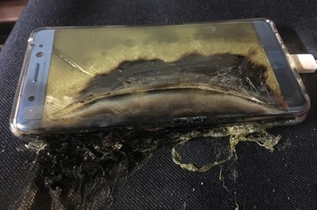 """Giả mạo Note 7 bị nổ khiến Samsung phải """"giật mình"""""""