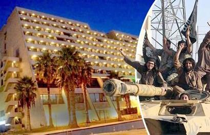 Ở khách sạn 5 sao của IS, khách lo ngay ngáy bị chặt đầu