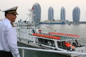 Trung Quốc lại điều tàu trái phép đến Hoàng Sa