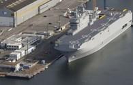 Pháp thông báo số tiền hoàn trả cho các tàu Mistral