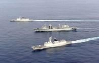 """Chỉ Nga mới giúp được Trung Quốc xây dựng """"hải quân nước xanh"""""""