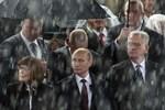 Những hình ảnh ấn tượng nhất trong năm 2015 của Tổng thống Putin