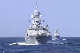 """Báo Mỹ: Đòn giáng IS từ tàu """"tí hon"""" của Nga làm phương Tây ngã ngửa"""
