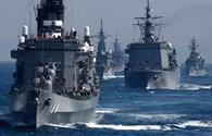 Cận cảnh sức mạnh hải quân Nhật Bản trong lễ duyệt hạm hoành tráng