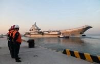 Sina: Trung Quốc cần xây căn cứ hải quân ở Syria cho tàu sân bay Liêu Ninh