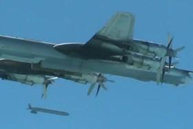 Cận cảnh tên lửa có cánh của Nga tấn công IS ở Syria