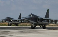 Nga phô diễn sức mạnh quân sự ở Syria trước đàm phán hoà bình