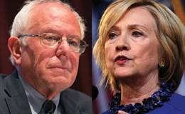Bernie Sanders gây sốc vì bất ngờ đánh bại Hillary Clinton