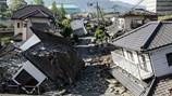 Tường trình của người Việt từ tâm chấn động đất Nhật Bản