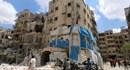 """Syria: Ngày """"địa ngục"""" mưa bom xuống Aleppo, cả trăm người chết"""