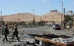 IS vùng vẫy phản công sau thất bại ở Palmyra