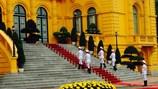 Sẵn sàng lễ đón chính thức Tổng thống Obama