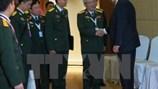 Thứ trưởng Nguyễn Chí Vịnh nói về hợp tác quốc phòng Việt - Mỹ