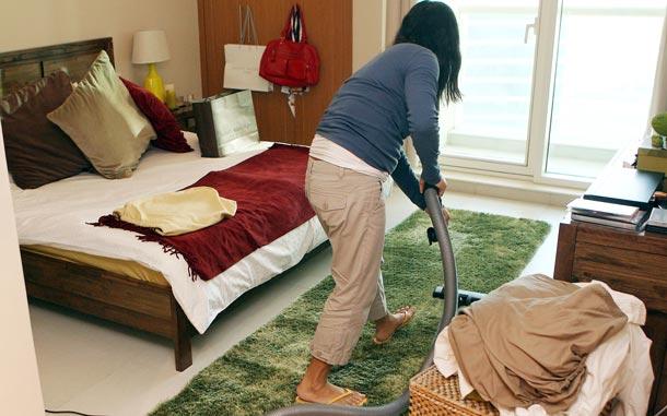 Lao động nước ngoài làm giúp việc ở UAE. Ảnh minh hoạ: laodong.com.vn