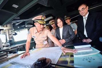 Trung Quốc - Đài Loan bắt tay hợp lực ở Biển Đông