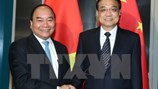 Thủ tướng Nguyễn Xuân Phúc khẳng định lập trường vụ kiện Biển Đông với Thủ tướng Lý Khắc Cường