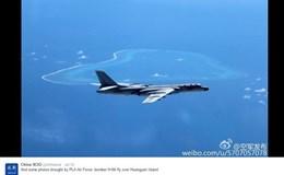 Trung Quốc đưa máy bay ném bom hạt nhân đến Scarborough