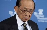 Đặc sứ Philippines tới Trung Quốc bàn chuyện Biển Đông