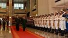 Bộ trưởng Quốc phòng Việt-Trung hội đàm về Biển Đông