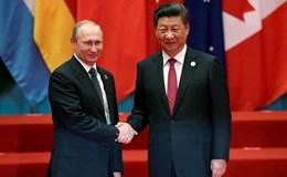 Nga-Trung kiên quyết ủng hộ nhau về chủ quyền giữa căng thẳng với phương Tây