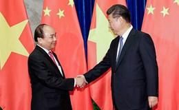 Việt - Trung coi trọng thúc đẩy hợp tác cùng có lợi