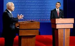 Các ứng viên Tổng thống Mỹ trước đây tranh luận như thế nào?