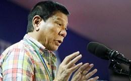 Thăm Việt Nam, Tổng thống Philipines sẵn sàng thảo luận về Biển Đông