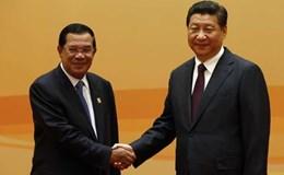 Ông Tập Cận Bình: Trung Quốc-Campuchia là láng giềng tốt, bạn bè tin cậy