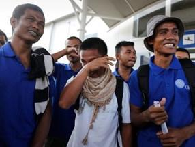 Thủy thủ bị bắt cóc ở Somali sống sót 5 năm nhờ ăn thịt chuột