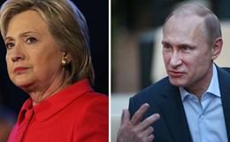 """Ông Putin chỉ trích bà Clinton gây hấn, cảnh báo """"Mỹ chịu hậu quả"""""""