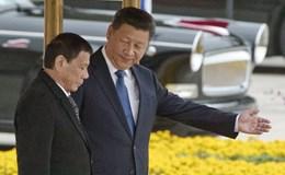 Ông Duterte: 1,8 triệu đô Trung Quốc cho Philippines không có ràng buộc