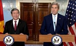 Ông Đinh Thế Huynh thăm Mỹ, hội đàm với Ngoại trưởng Kerry