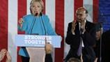 Chặng đường đến ghế chủ nhân Nhà Trắng của Hillary Clinton