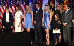 Những điều đặc biệt ở đại gia đình Tổng thống đắc cử Donald Trump