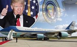Mỹ không muốn đánh cược sự an toàn của Trump với Air Force One