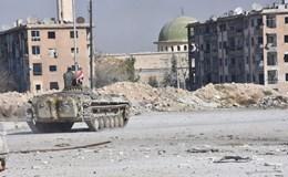 Syria-Nga cố chiếm toàn bộ Aleppo trước khi Trump nhậm chức