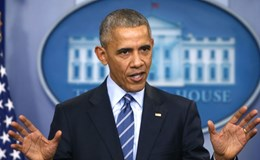 Obama ra đòn chế tài mới nhắm vào tình báo Nga