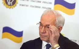 Cựu Thủ tướng Ukraina muốn lập chính phủ lưu vong