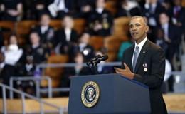 Bài diễn văn từ biệt của Tổng thống Obama
