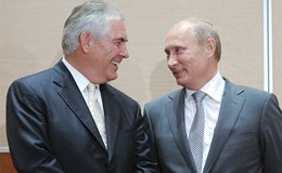 """Ứng viên Ngoại trưởng Mỹ cự tuyệt gọi ông Putin là """"tội phạm"""""""