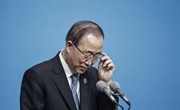 Ông Ban Ki-moon ngượng vì người nhà ra tòa vụ bán Keangnam Hà Nội