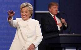Báo Mỹ: Ukraina tìm cách giúp bà Clinton, phá ông Trump tranh cử
