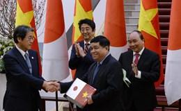 Việt Nam mong muốn Nhật Bản trở thành nhà đầu tư lớn nhất
