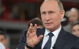 Ông Putin: Những kẻ bôi nhọ ông Trump tồi hơn cả gái mại dâm