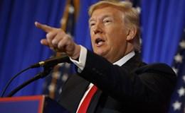 Ông Trump dùng ngay công cụ quyền lực nhất ngày đầu nhậm chức