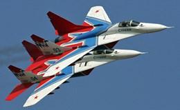 Tổng thống Putin lệnh cho không quân Nga sẵn sàng chiến đấu