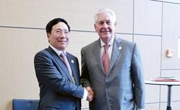 Tân Ngoại trưởng Mỹ mong muốn thăm Việt Nam
