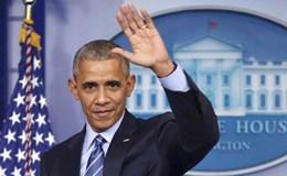Ông Obama xếp thứ 12 trong các tổng thống Mỹ tốt nhất