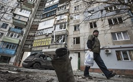 Cựu Tổng thống Ukraina đề xuất trưng cầu quy chế cho Donbass